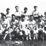 1941 Baseball Team MAY