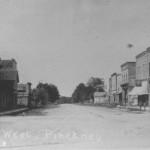 Main Street WestBW