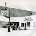 Vans Gas FEB